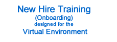 virtual new hire training program