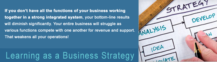 Learning as a Business Strategy Training